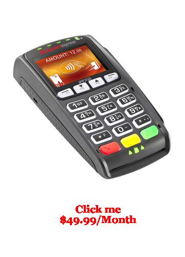 IPP350 move5000 EFTPOS Rental