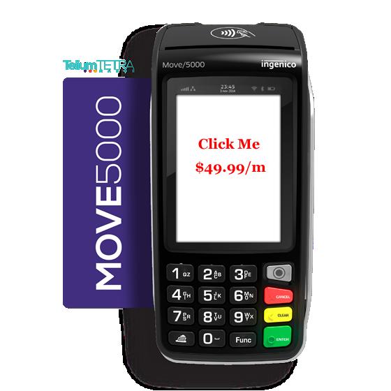 move5000 EFTPOS Rental