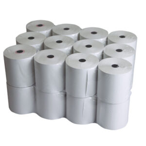 THERMAL PAPER 80×80 24 ROLLS / BOX